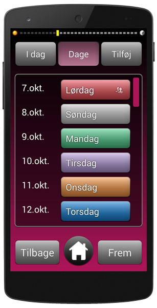 DoMyDay Telefon med alle funktioner